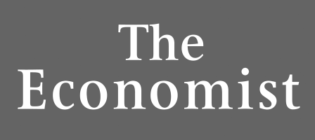 The Economist logo linking to article on our Calgary IVF Clinic